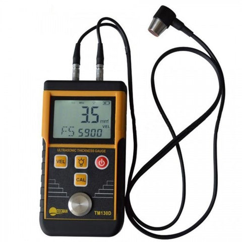 Ultrasonic Thickness Gauge - TM130D - NDT Sales Australia