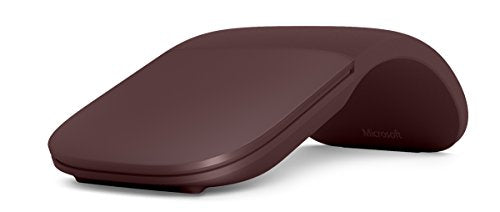 Surface Arc Mouse – Burgundy