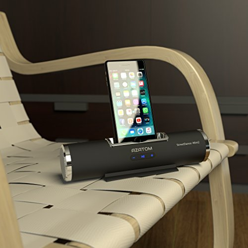 AZATOM Streetdance 2 Docking station speaker
