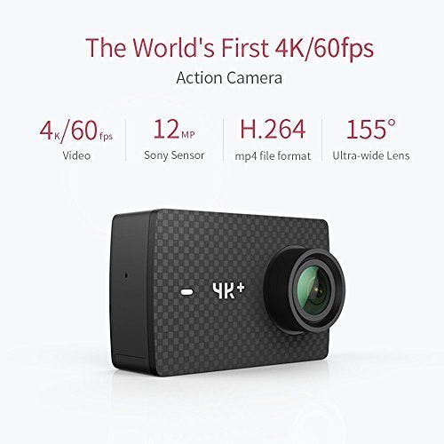 YI 4K+ Sports and Action Camera