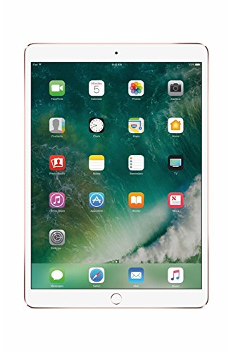 Apple iPad Pro 10.5-inch (64GB, Wi-Fi, Rose Gold) 2017 Model