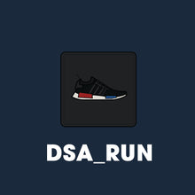 DSA Run Logo