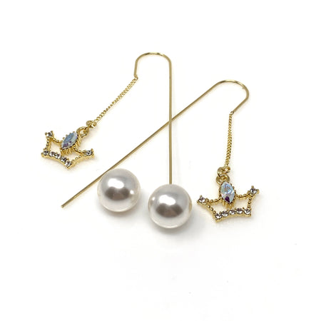 Safety Pins Stud Earrings