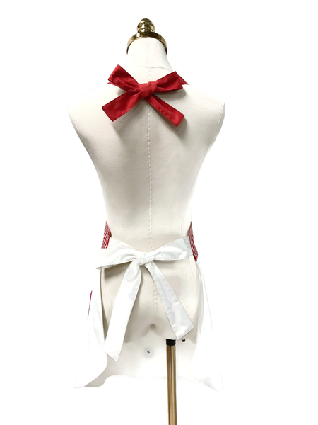 Snowman Holiday Apron, Apron - www.thestoneflower.com