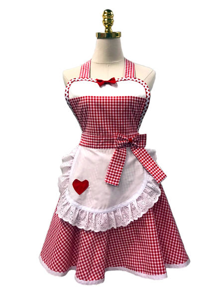 Sweet Santa Holiday Apron