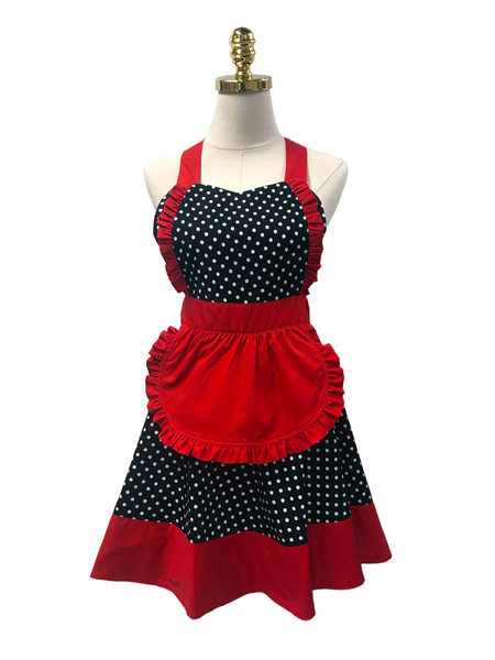 Cute Ruffle Layered Apron