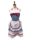 Cute Ruffle Layered Apron, Apron - www.thestoneflower.com
