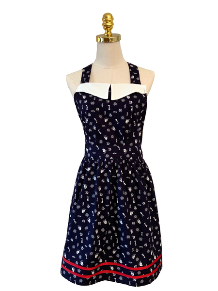 Lovely Polka Dot Apron