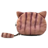 Brown Tabby Cat Pouch, Bags & Wallets - www.thestoneflower.com