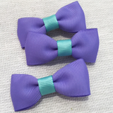 Pretty Simple Mini Bow, Hair Accessories - www.thestoneflower.com