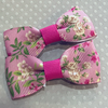 Flower Garden Mini Bow, Hair Accessories - www.thestoneflower.com