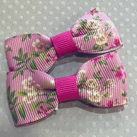Girly Mini Bow