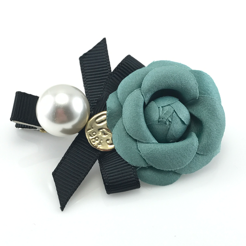 Beautiful Rose Hair Clip, Hair Accessories - www.thestoneflower.com