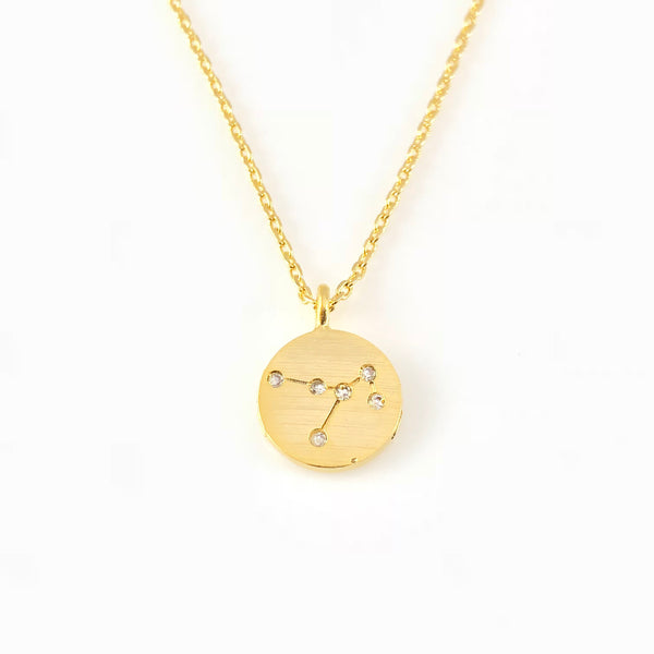 Constellation Charm Necklace, Necklaces - www.thestoneflower.com