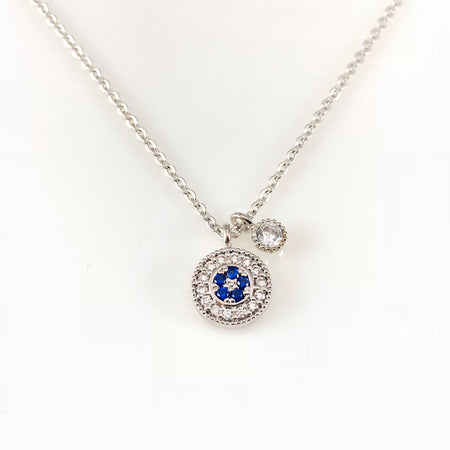 Leo Zodiac Pendant Necklace