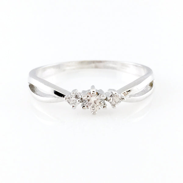 Lovely Crystal Ring, Rings - www.thestoneflower.com