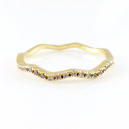 Modern Style Ring, Rings - www.thestoneflower.com