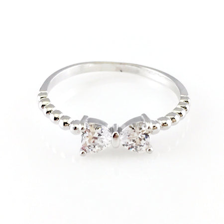 Round Crystals Ring