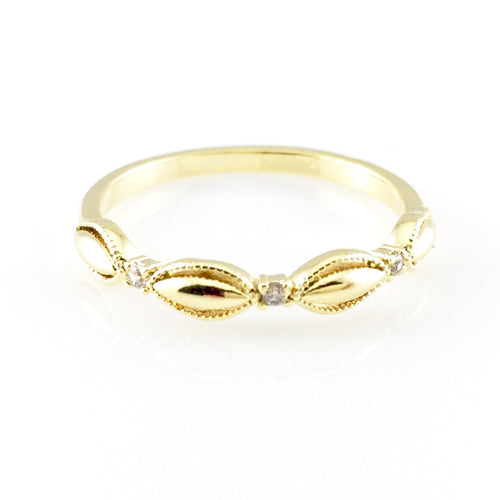Nice & Simple Ring, Rings - www.thestoneflower.com