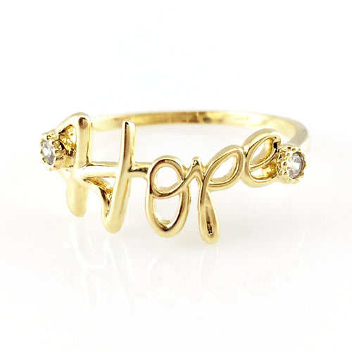 Hope Ring, Rings - www.thestoneflower.com