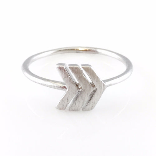 Arrow Ring, Rings - www.thestoneflower.com