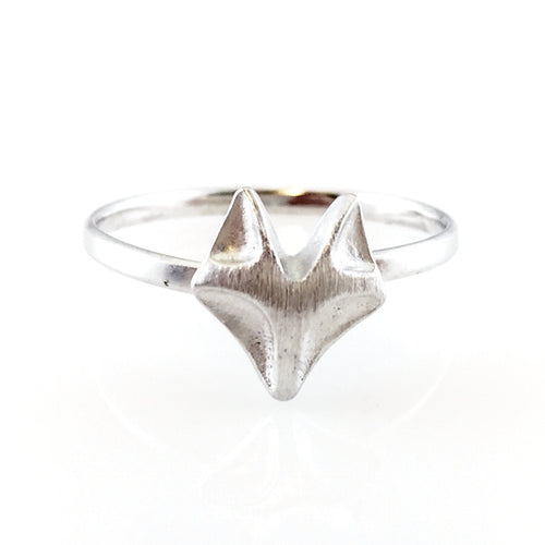 Elegant Foxy Ring, Rings - www.thestoneflower.com