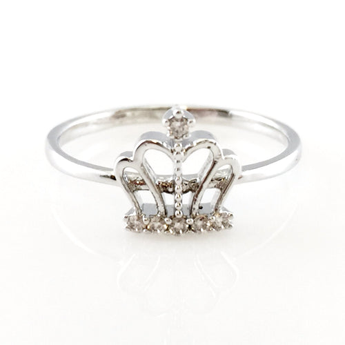 Royal Crown Ring, Rings - www.thestoneflower.com