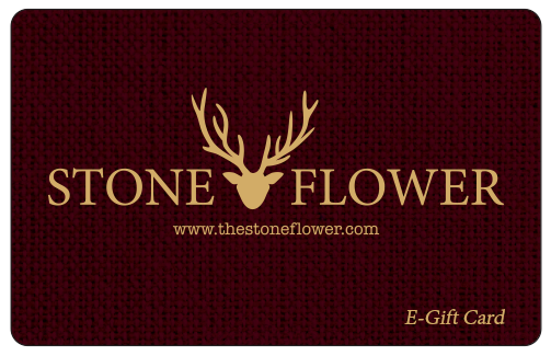 Gift Card, Gift Card - www.thestoneflower.com