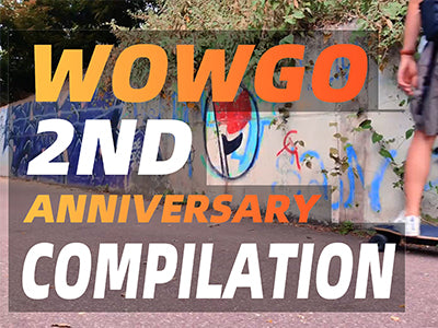 Compilation of Wowgo's 2nd Anniversary Giveaway