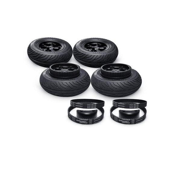 Pneumatic AT Tires Kits For AT2 - WOWGO BOARD