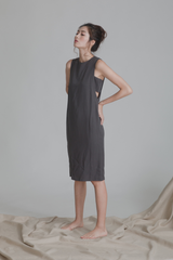 Relaxed Sheath Dress