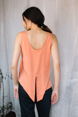 Top with Asymmetrical Straps