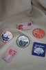 #WomenforWomen Patches: Set of 4 Patches