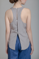 Racer Back Blouse