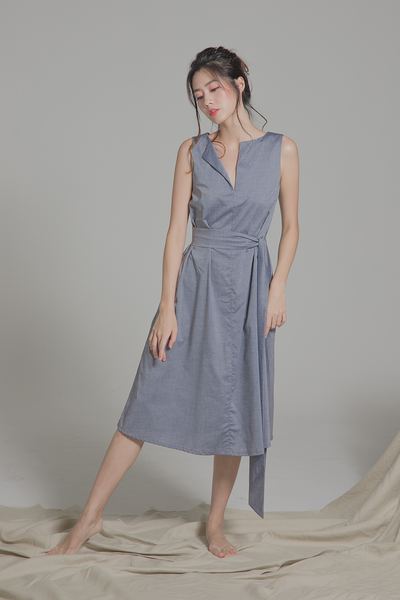 Organic Cotton Maxi Dress
