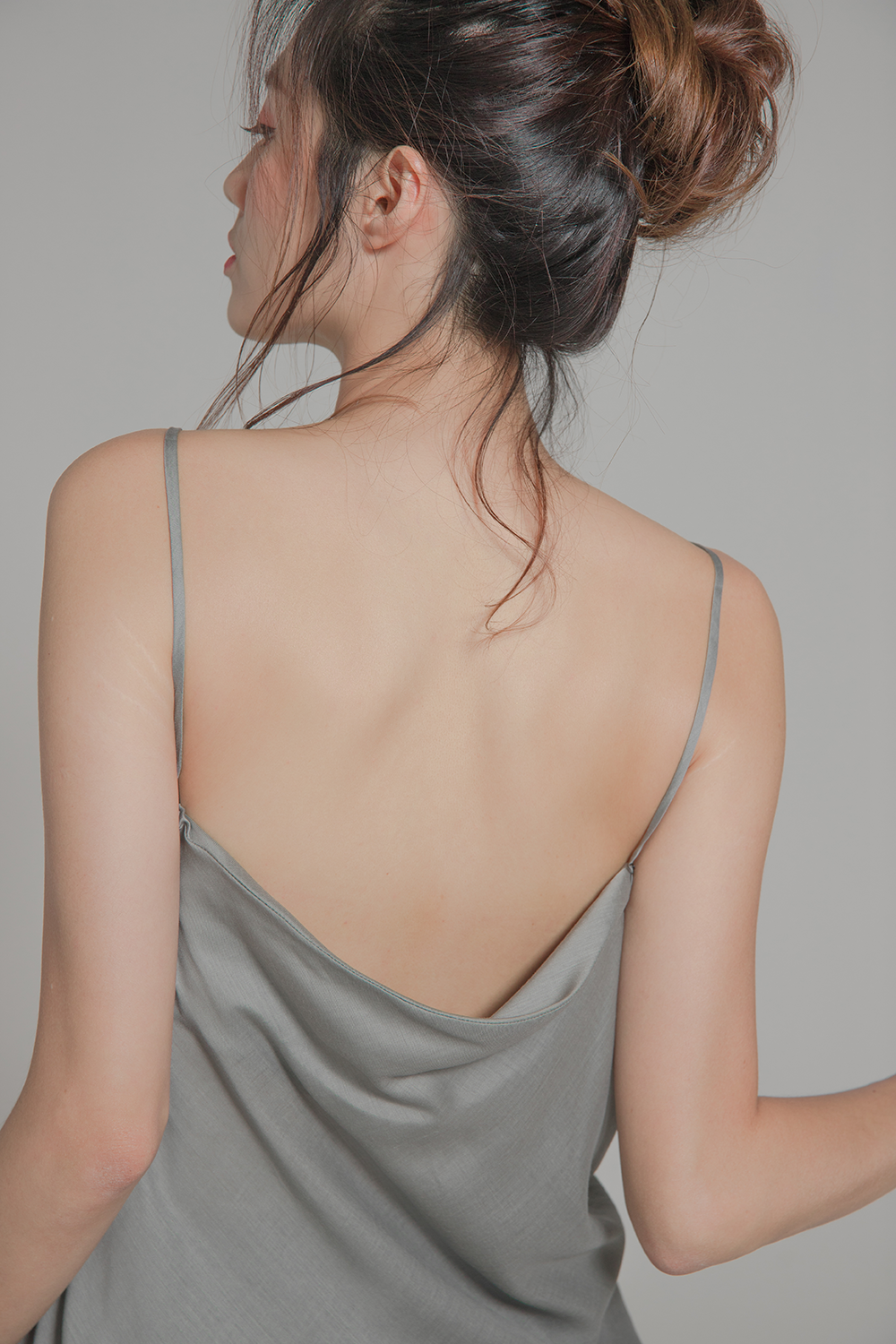 Cowl-back Camisole