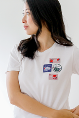 #WomenforWomen Patch Set: Classic T-shirt