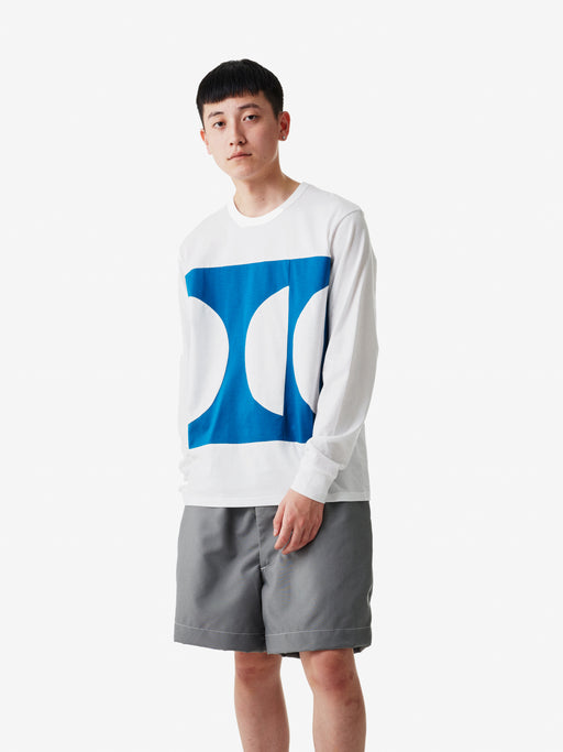 Color Blocks Long Sleeve T-shirt