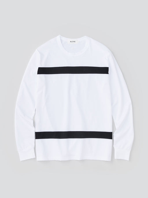 Color Blocks Men's Long Sleeve T-shirt