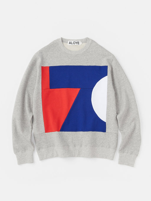 Color Blocks Sweatshirt