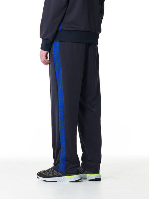 ALOYE Takahashi Knit Track Pants Dark Navy