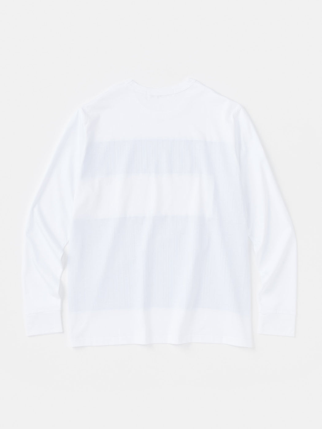 ALOYE Shirt Fabrics Long Sleeve T-shirt Color