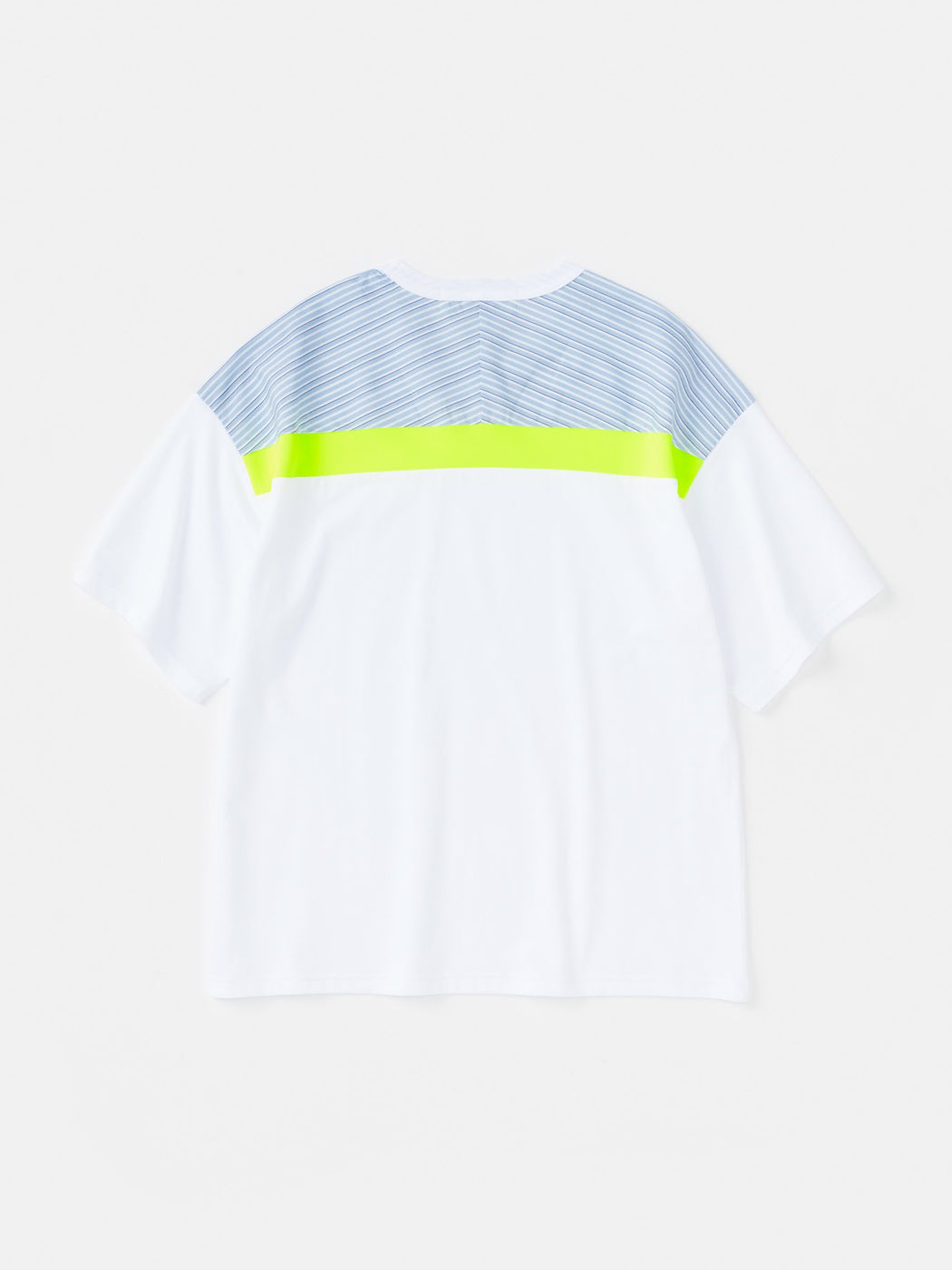 ALOYE Shirt Fabrics Short Sleeve Big Fit T-shirt Color