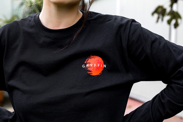 Red Sun Long Sleeve