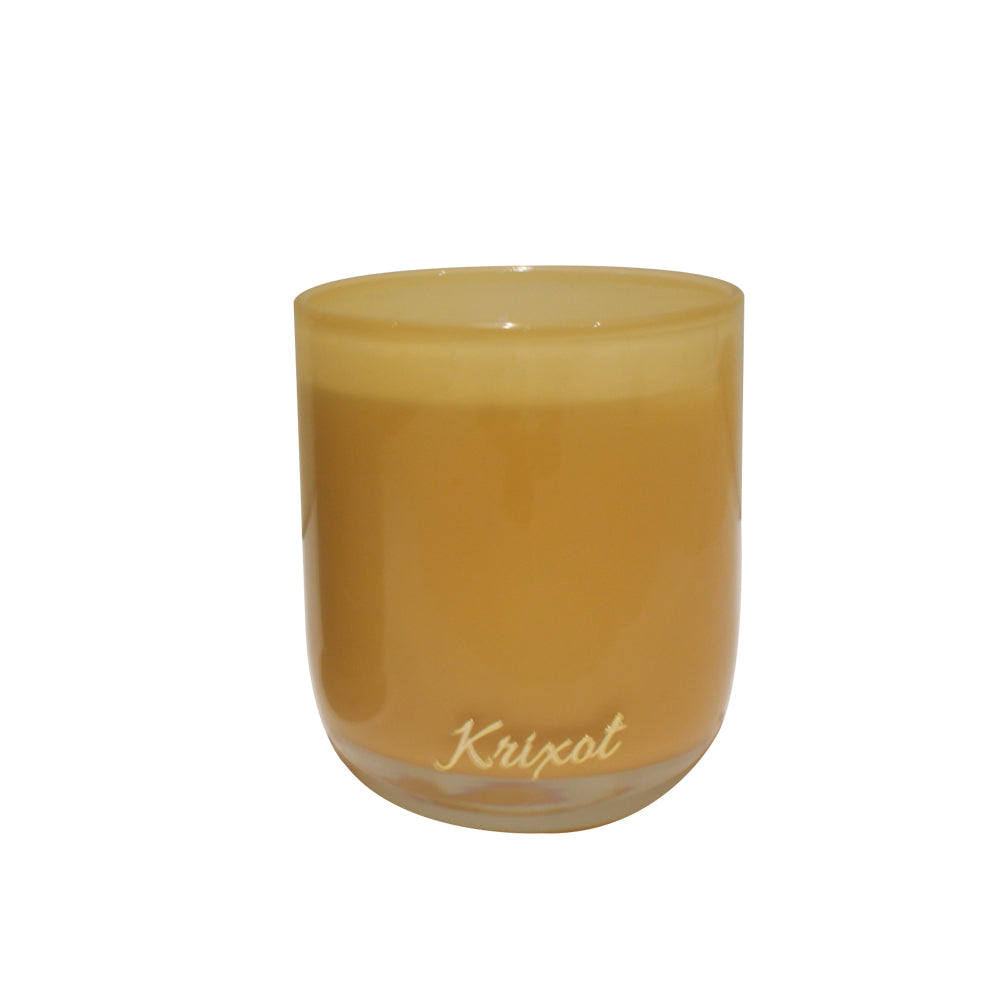 JAR SCENTED CANDLE IVORY  - MIDNIGHT JASMINE  AROMA