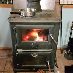 Choosing a woodstove for our new house