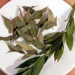 How I use herbs - bay leaves
