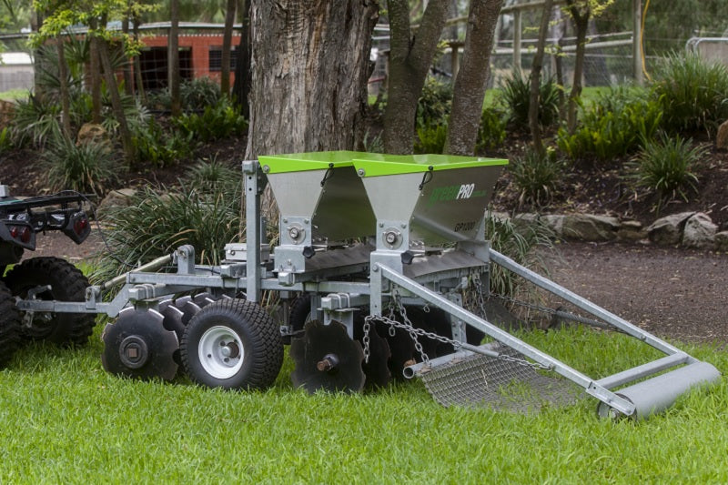 GreenPro - implements for small farms