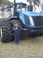 Buying a bigger tractor