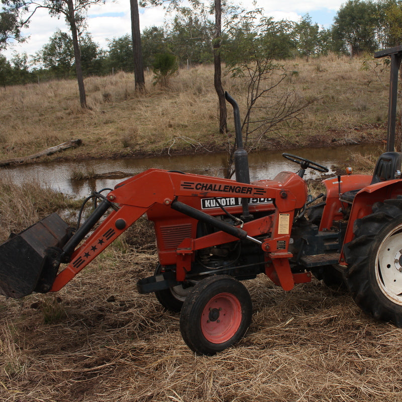 Buying a second hand tractor